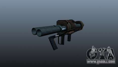 Halo Rocket Launcher for GTA 4