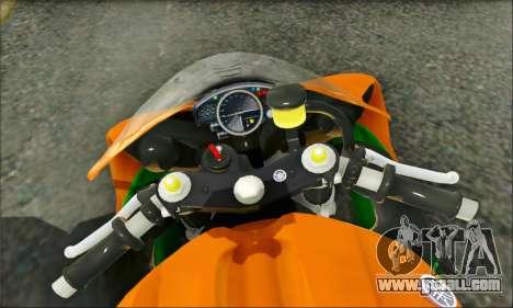 Yamaha R15 for GTA San Andreas right view