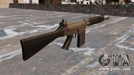 FN FAL battle rifle for GTA 4 second screenshot