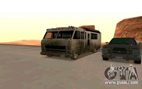 Journey of GTA 5 for GTA San Andreas