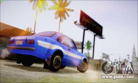Reflective ENBSeries v1.0 for GTA San Andreas fifth screenshot
