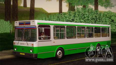 LIAZ 5256.00 Skins Pack 4 for GTA San Andreas inner view