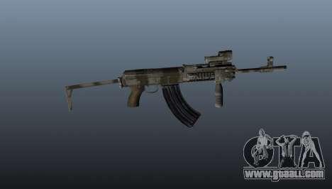 Automatic Sa-58 CCO for GTA 4 third screenshot
