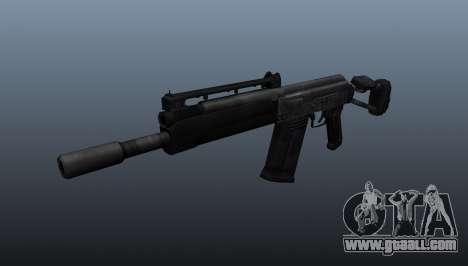 Saiga-12 shotgun for GTA 4