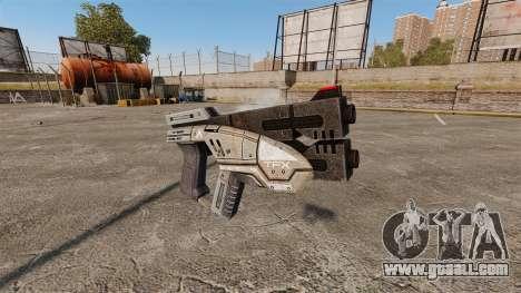 Gun M-3 Predator for GTA 4
