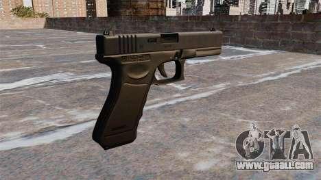 Glock 17 self-loading pistol for GTA 4 second screenshot