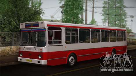 LIAZ 5256.00 Skin 3-Pack for GTA San Andreas inner view