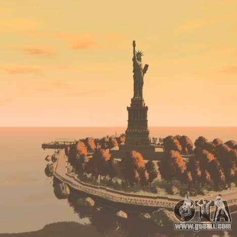Color boot screen for GTA 4 fifth screenshot