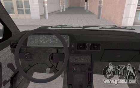 FSO Polonez Atu Orciari 1.4 GLI 16V for GTA San Andreas back view