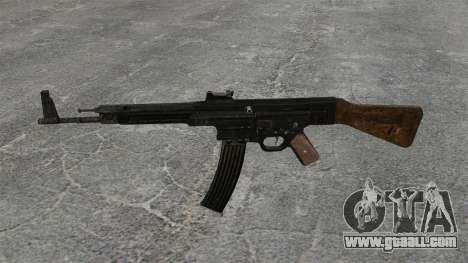 Automaton MP-44 for GTA 4 third screenshot