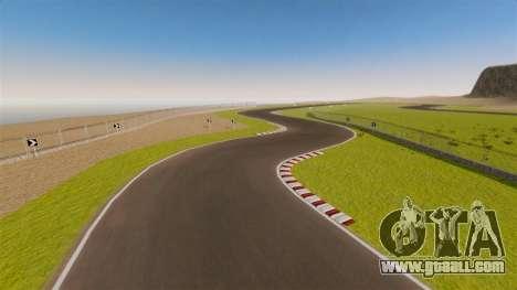 Circuit Spa-Francorchamps Mini for GTA 4 fifth screenshot