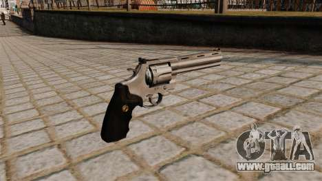 Revolver Colt Anaconda for GTA 4 second screenshot