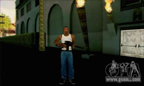 VSS Vintorez-Tactical for GTA San Andreas third screenshot