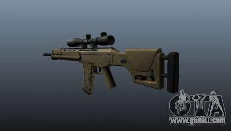 Automatic rifle Magpul Masada for GTA 4 second screenshot