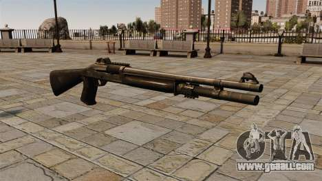 Shotgun M1014 for GTA 4