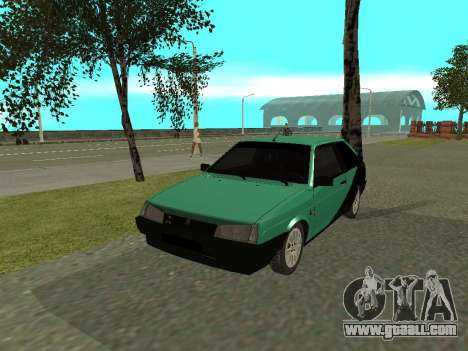 VAZ 2108 for GTA San Andreas