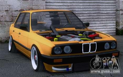 BMW E30 325i for GTA San Andreas
