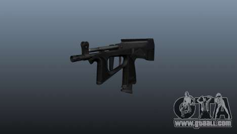 Submachine gun pp-2000 v2 for GTA 4