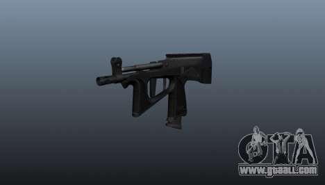 Submachine gun pp-2000 v2 for GTA 4