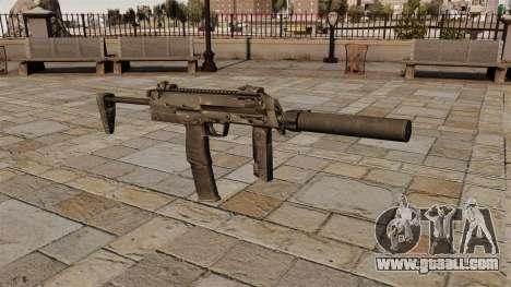 HK MP7 submachine gun for GTA 4