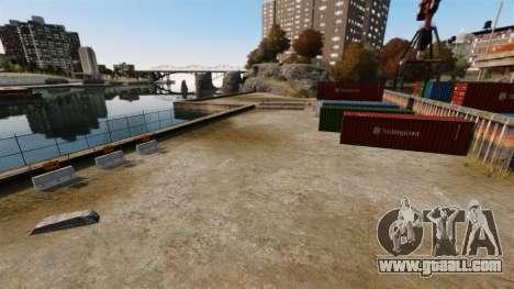 Bohan-Dukes Off Road Track for GTA 4 tenth screenshot
