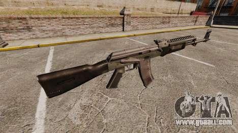 AK-47 v4 for GTA 4 second screenshot