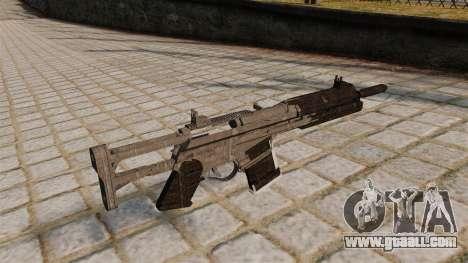 Assault rifle Scarab for GTA 4 second screenshot
