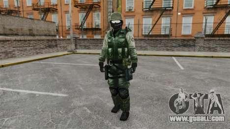 An American commando Urban for GTA 4
