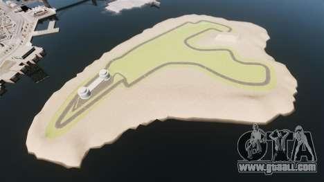 Circuit Spa-Francorchamps Mini for GTA 4