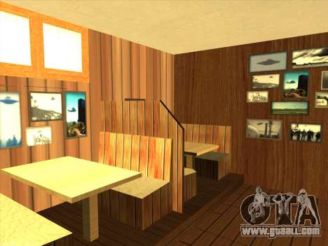 New textures for interior for GTA San Andreas seventh screenshot