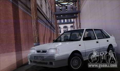 FSO Polonez Atu Orciari 1.4 GLI 16V for GTA San Andreas