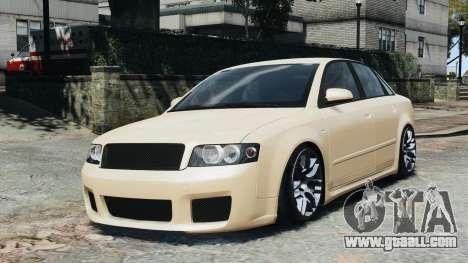 Audi S4 2004 for GTA 4