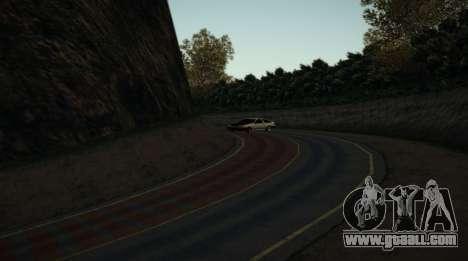 Mappack v1.3 by Naka for GTA San Andreas third screenshot