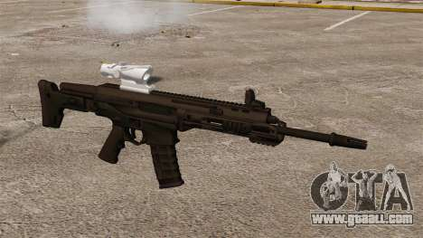 Automatic Remington ACR Aeg for GTA 4
