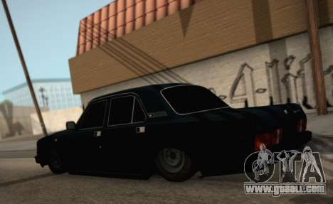"GAZ 31029 ""Volga for GTA San Andreas"