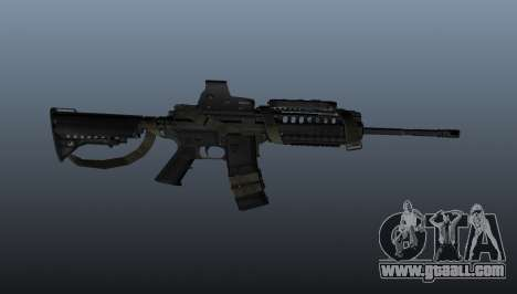 M4 Carbine Sopmod SIRS for GTA 4 third screenshot