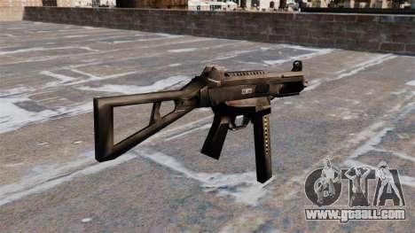 HK UMP submachine gun for GTA 4 second screenshot