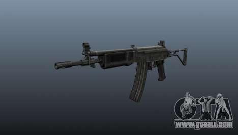 An Israeli Galil assault rifle for GTA 4