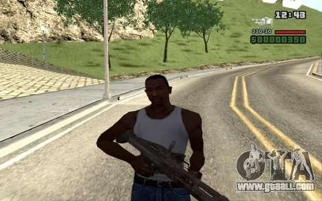 M60E4 for GTA San Andreas sixth screenshot