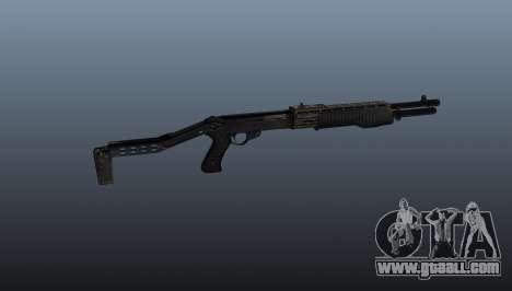 Franchi SPAS-12 shotgun for GTA 4 third screenshot
