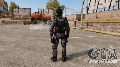 English commando SAS for GTA 4 third screenshot