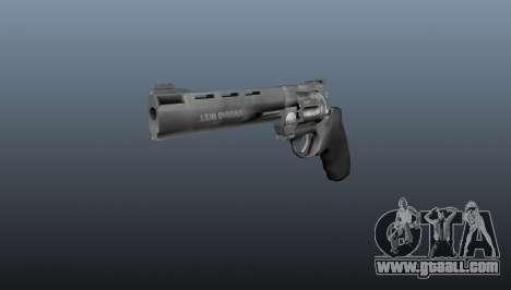 Raging Bull Revolver for GTA 4