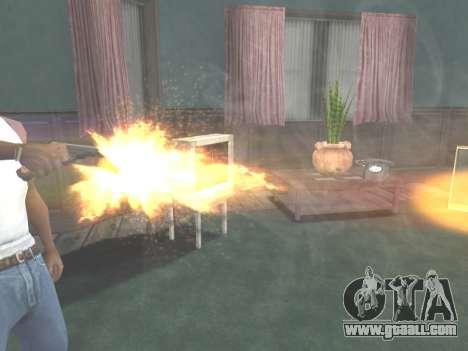Ruger .22 for GTA San Andreas sixth screenshot