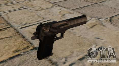 Desert Eagle Gun Stalker for GTA 4 second screenshot