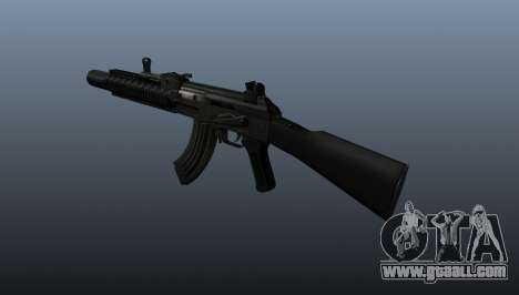 AK-47 SD for GTA 4 second screenshot