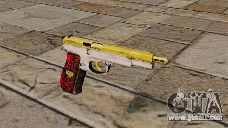 The new pistol CZ75 for GTA 4