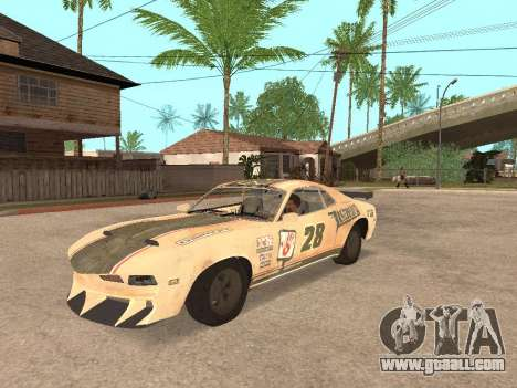 AMC Javelin AMX for GTA San Andreas