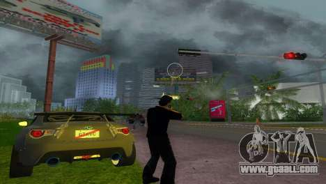 New graphical effects v.2.0 for GTA Vice City ninth screenshot