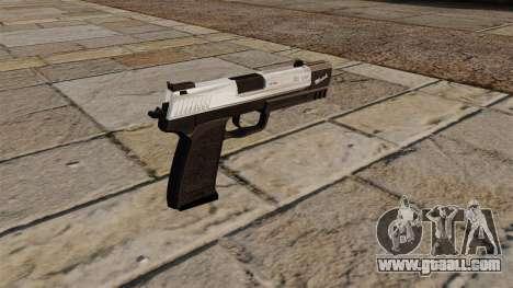 HK USP Pistol Match for GTA 4 second screenshot