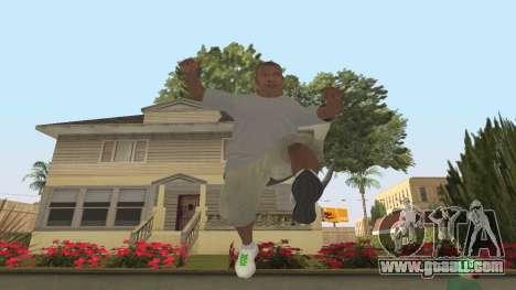 Trevor, Michael, Franklin for GTA San Andreas tenth screenshot